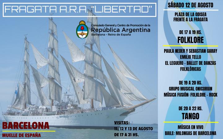 El consulado argentino en barcelona invita al gran - Consulado argentino en madrid telefono ...