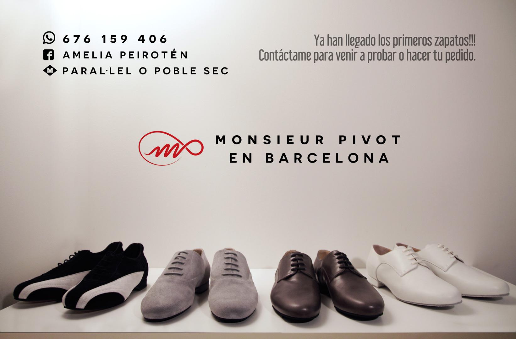 Barcelona – BarcelonaZapatos Tango De Monsieur En Pivot TwPuXikZO