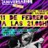 Milonga Queer 11 de febrero y Gala de aniversario