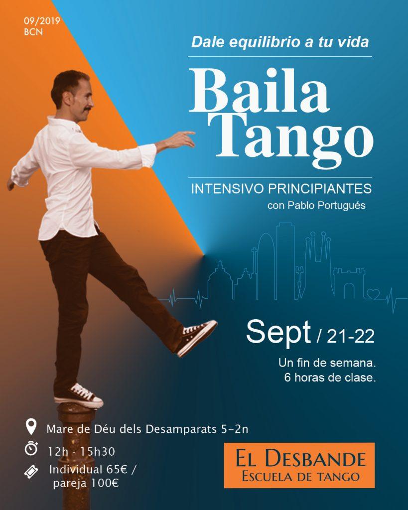 Iniciación al tango